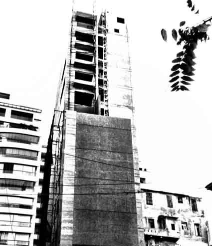 building beirut