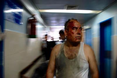 Gaza 5 - Mannocchi