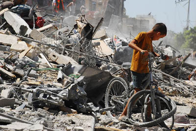 Gaza 6 - Mannocchi