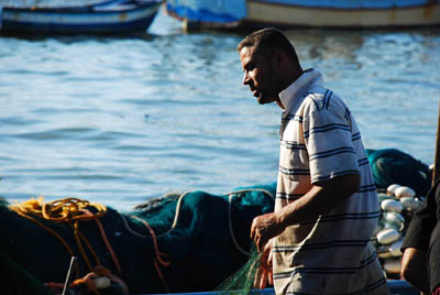 Gaza 9 - Mannocchi