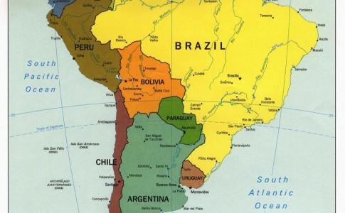 Mappa_Politica_America_del_Sud