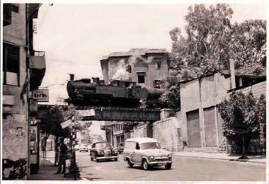 Mar Mikhael Beirut Jisr el hadid du Naher