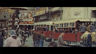 beirut Tramway in the 1950s from the Mohsen Yammine collection Arab Image Foundation) copia