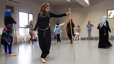 Antigone of Syria - syrian_women_training
