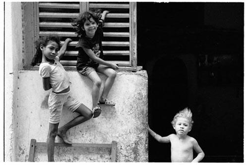 bambini a cuba