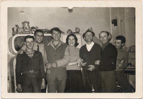 foto di famiglia 1966 piccola