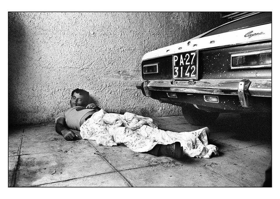 Omicio a Palermo, 1988: Letizia Battaglia