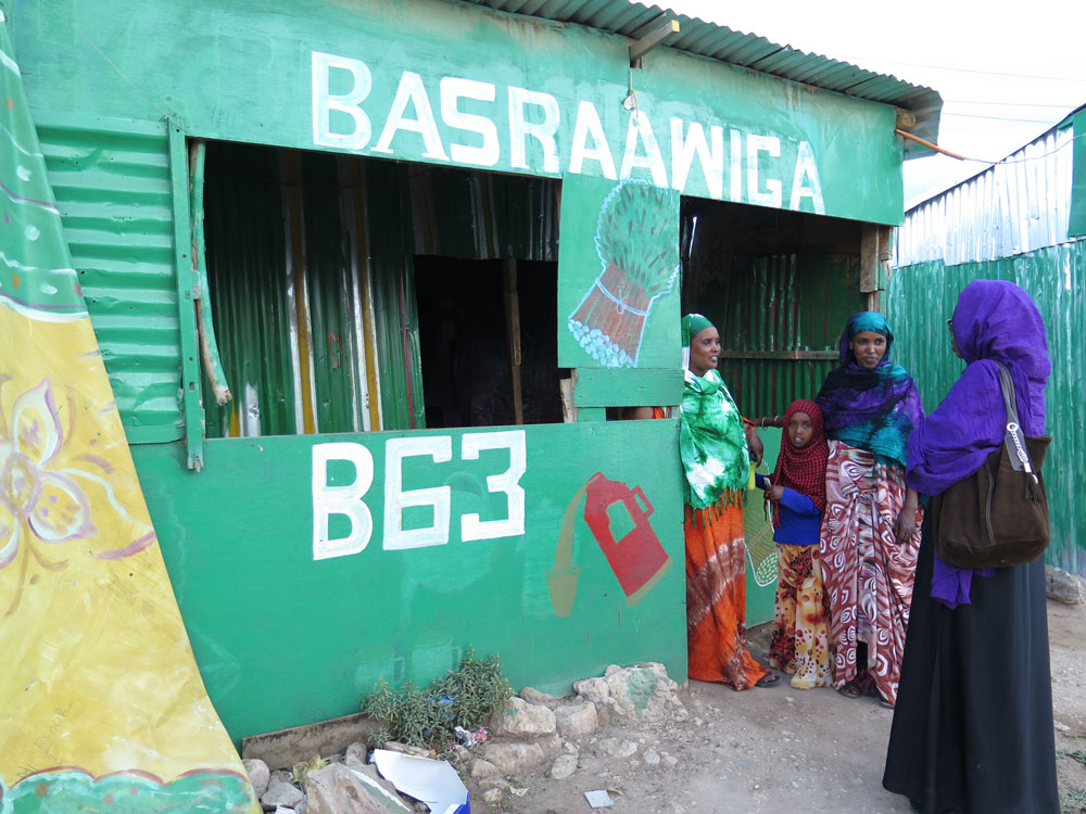 Somaliland bassa