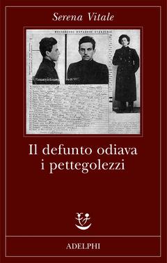 Cover - Il defunto odiava i pettegolezzi