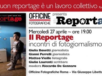 Invito Reportage 27 aprile