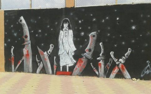Kilis murales - federica tourn