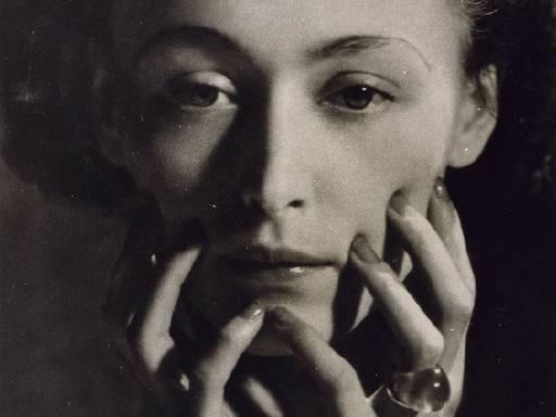 Nusch Eluard, by Dora Maar 1935 circa