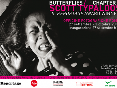Butterflies/Chapter4 Exhibition