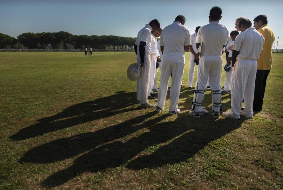 Quando preti e seminaristi impugnano le mazze da cricket