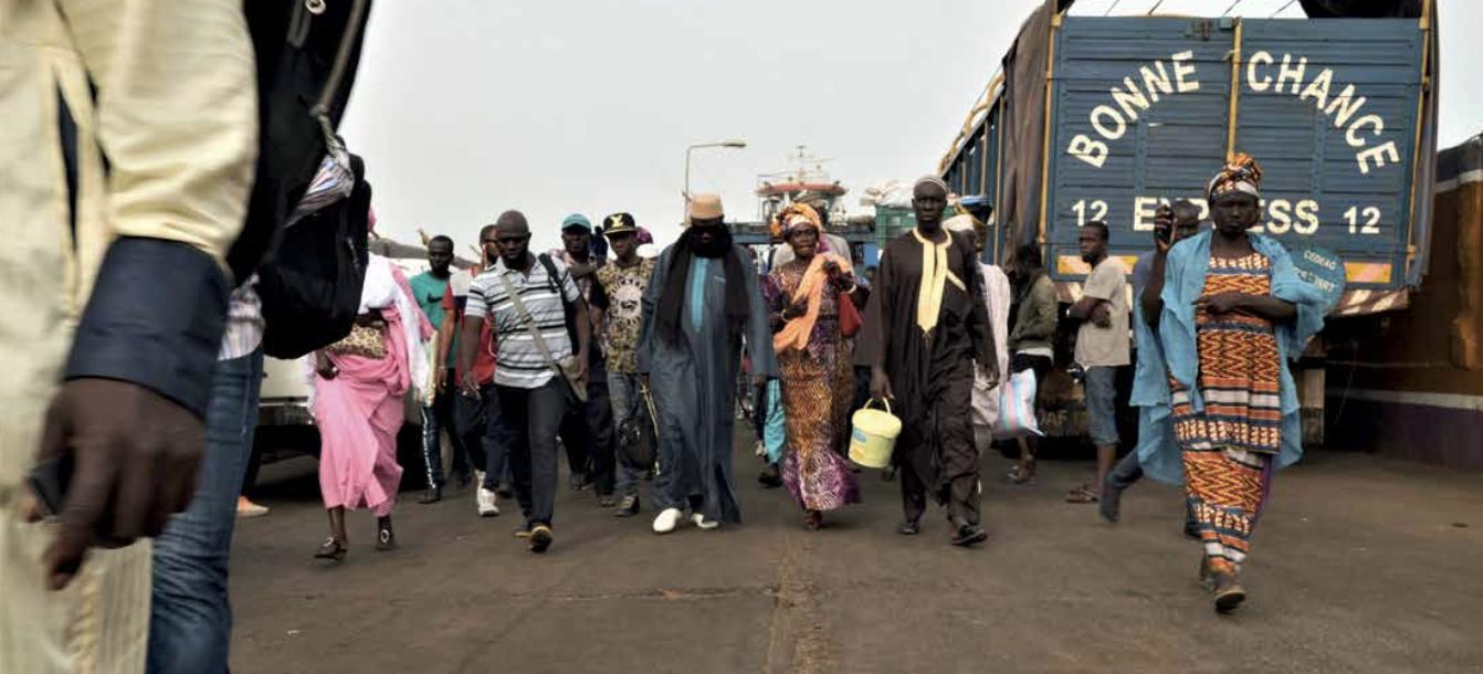 Sul piccolo Gambie le mani della Cina che sta divorando le risorse della pesca