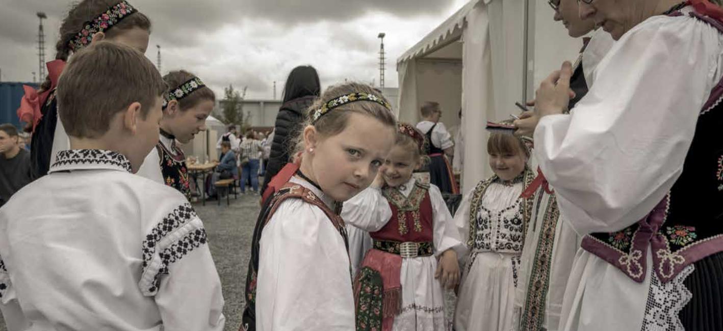Continua il rientro in Germania dei sassoni della Transilvania