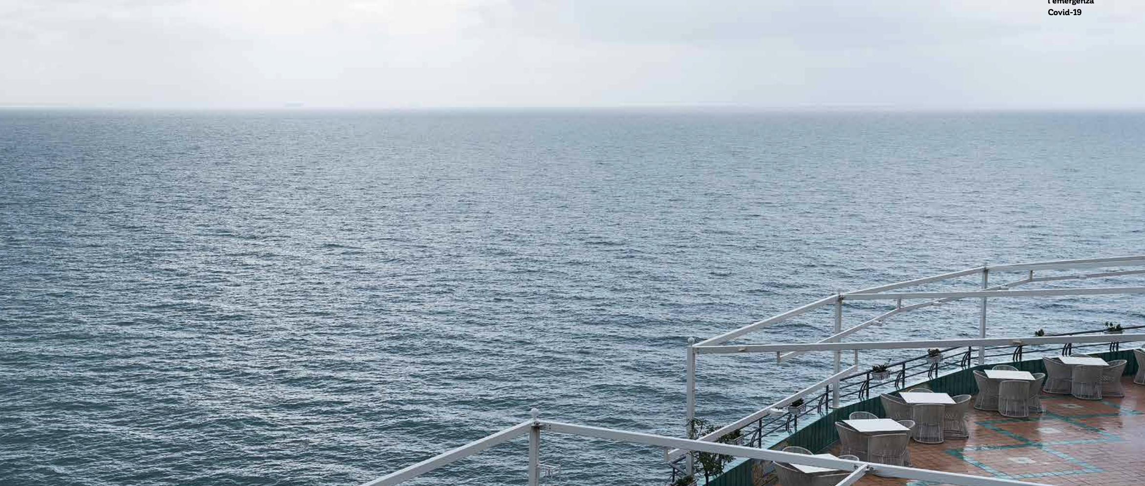 Lungo la Costiera Amalfitana dove la paura è legata alle incognite economiche