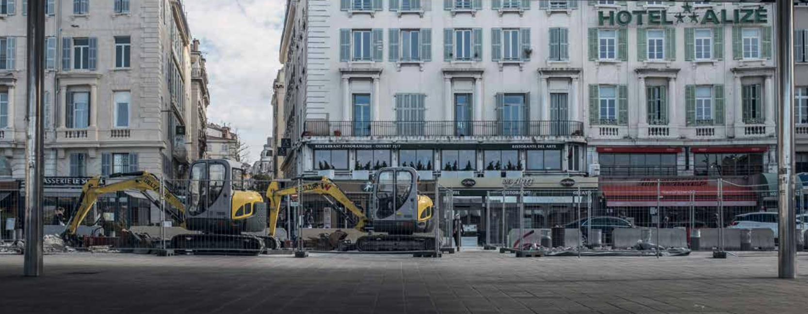 """Marsiglia non è più quella della """"chourmo"""" di Jean-Claude Izzo"""